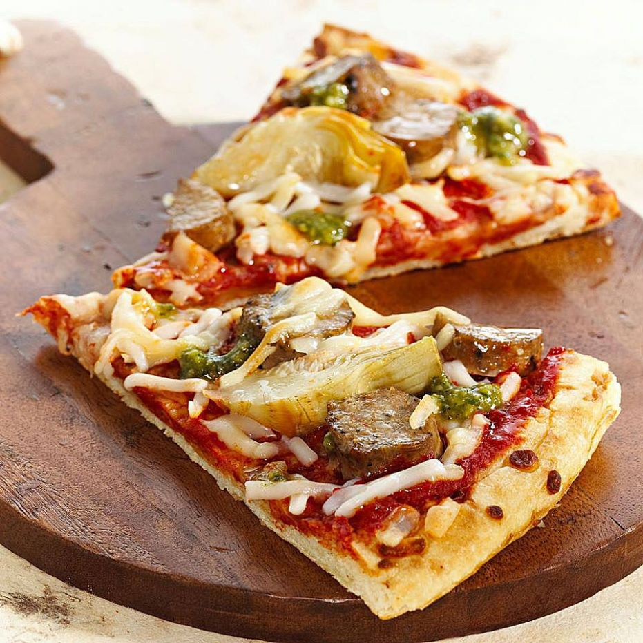 8+ Best Vegetarian Pizza Recipes and Toppings - Pizza Recipes Toppings Gourmet