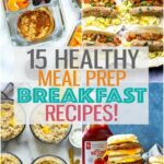 8 Breakfast Meal Prep Ideas For Busy Mornings! – The Girl On Bloor – Breakfast Recipes On The Go