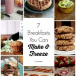 8 Breakfasts You Can Make And Freeze – Live Simply – Breakfast Recipes You Can Freeze