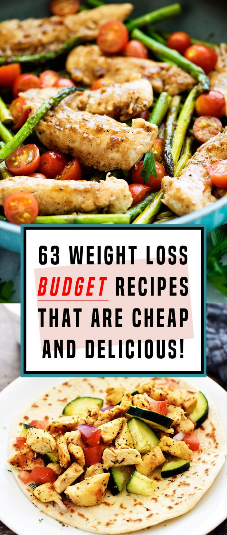 8 Budget Weight Loss Recipes That Will Help You Lose Fat, Not ..