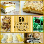 8 Cream Cheese Desserts | Six Sisters' Stuff – Recipes Desserts With Cream Cheese