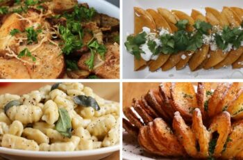 8 Delicious Potato Recipes • Tasty