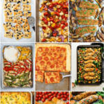 8 DELICIOUS SHEET PAN RECIPES KIDS WILL LOVE