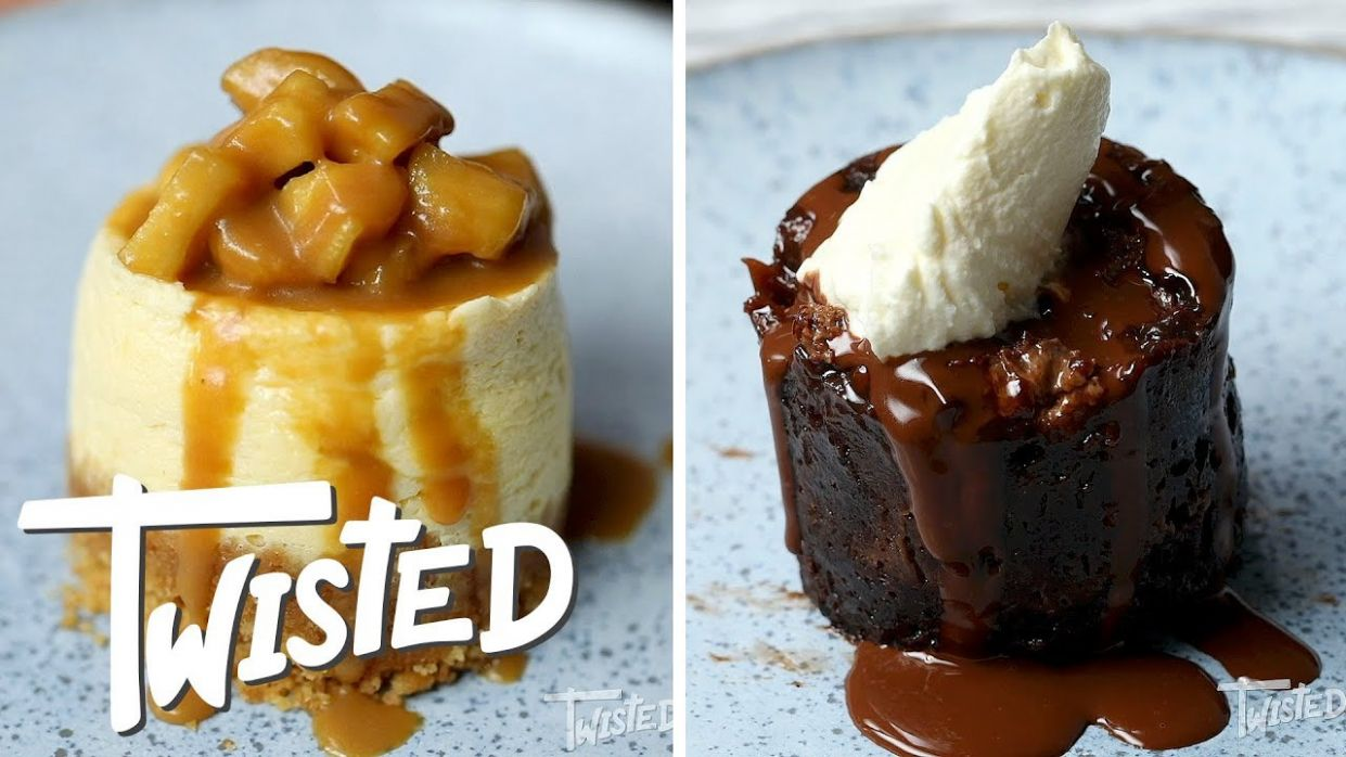 8 Desserts You Can Make In The Microwave - Dessert Recipes In Microwave