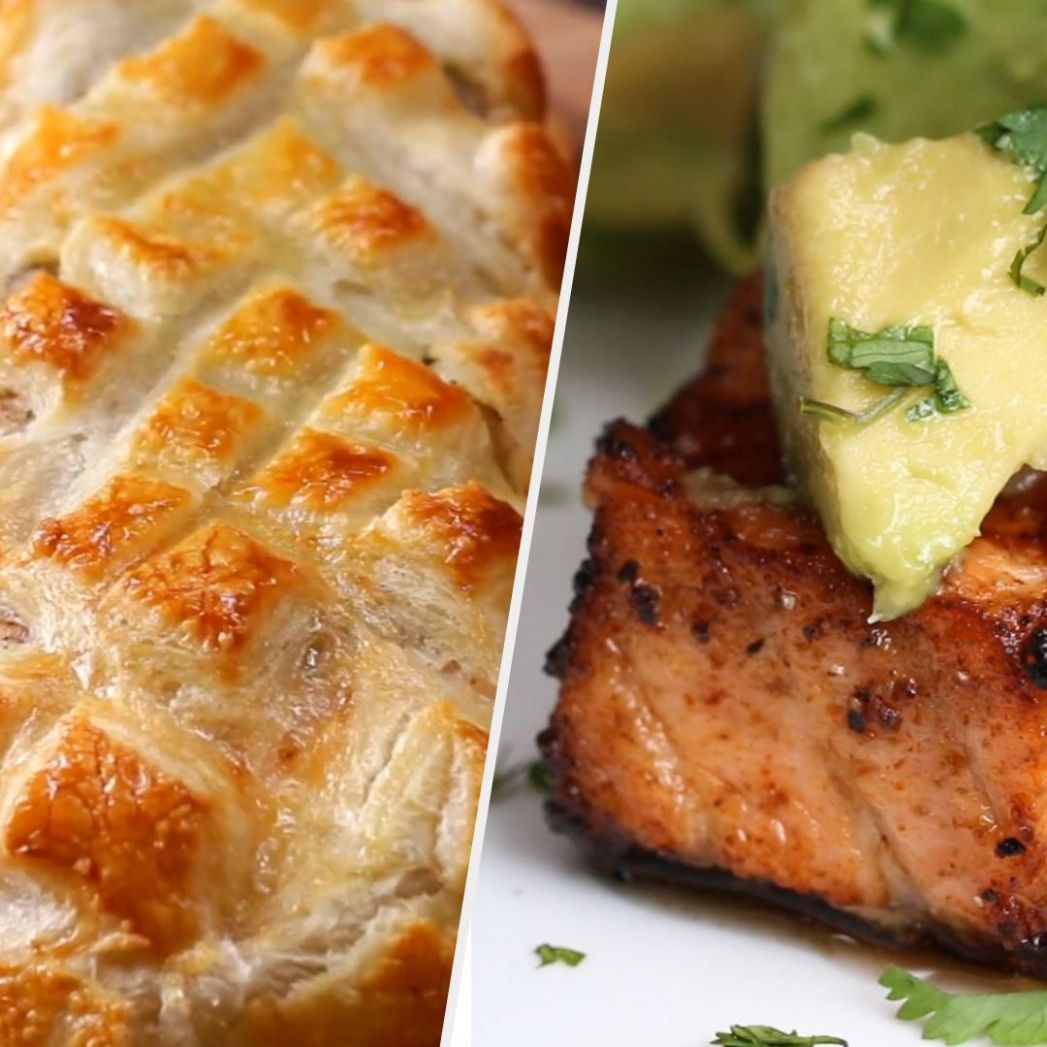 8 Easy And Fancy Dinner Recipes - Dinner Recipes Fancy