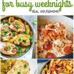 8 Easy Dinner Recipes For Busy Weeknights ⋆ Real Housemoms – Food Recipes Easy At Home