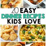 8 Easy Dinner Recipes That Kids Love | Meals Kids Love, Food ..