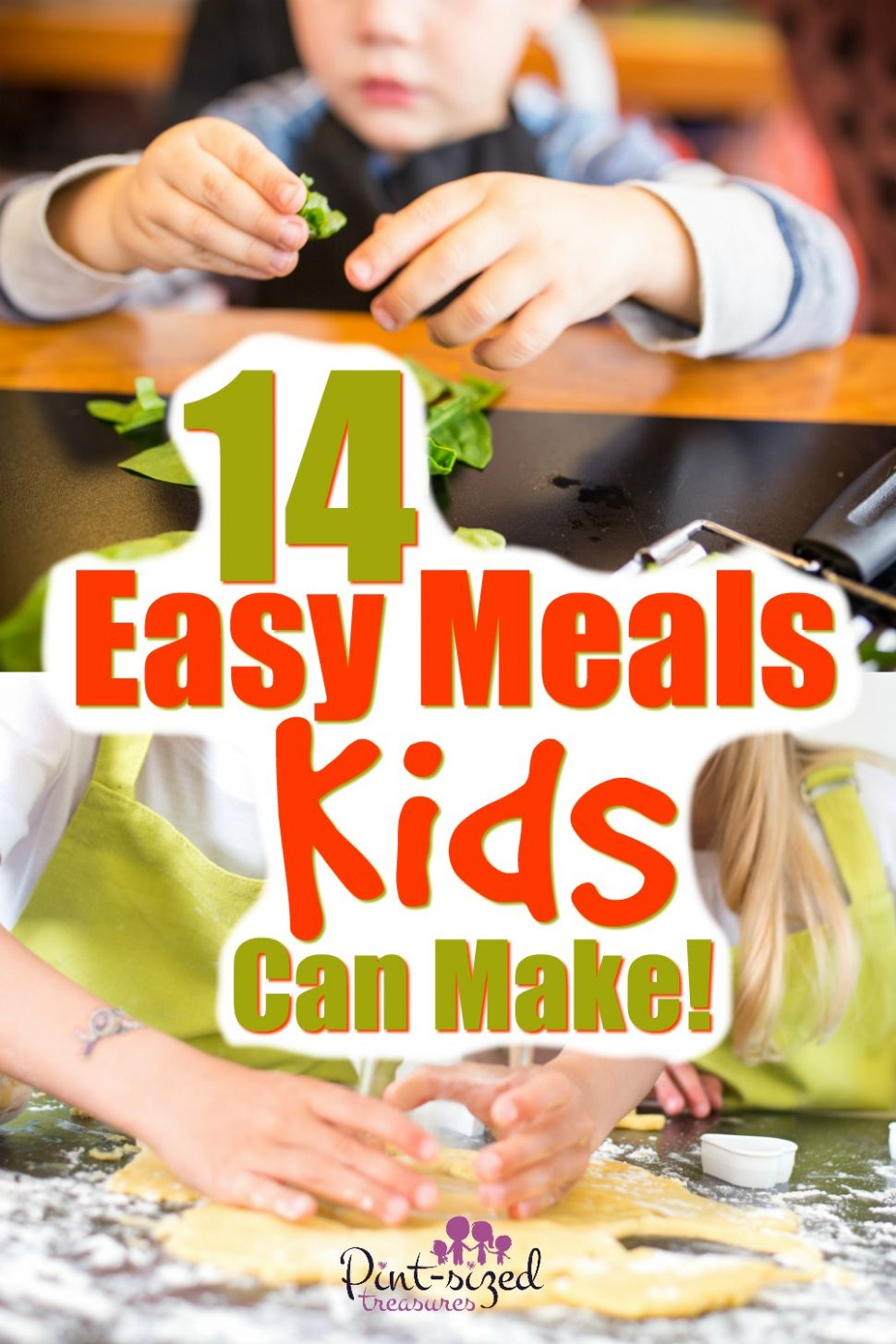 8 Easy Meals Kids Can Make - Easy Recipes Kids Can Make