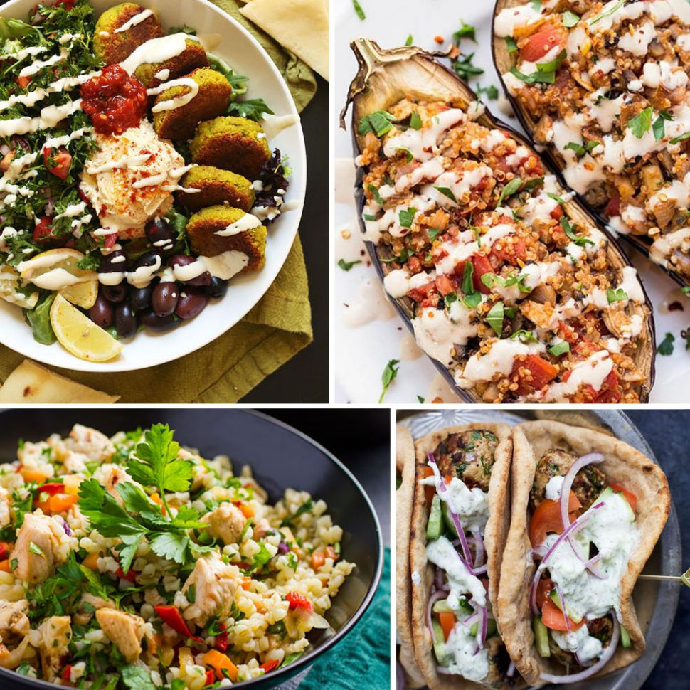 8 Easy Mediterranean Diet Recipes and Meal Ideas   Shape - Dinner Recipes Low In Cholesterol