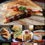 8 Easy Sandwich Recipes – Veg & Non Veg Sandwich Recipes – Best ..