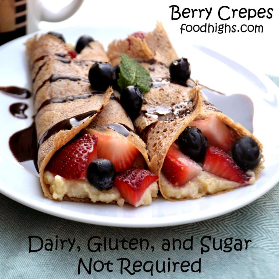 8+ Gluten Free and Dairy Free Breakfast Recipes - Breakfast Recipes Dairy Free