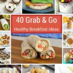 8 Grab And Go Healthy Breakfast Ideas | Breakfast For Kids ..