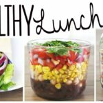 8 Healthy & Easy Lunch Recipes (Vegan & Gluten Free!) – Recipes Vegetarian Youtube