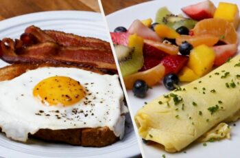 8 Healthy Breakfast Recipes To Keep You Fresh All Day • Tasty