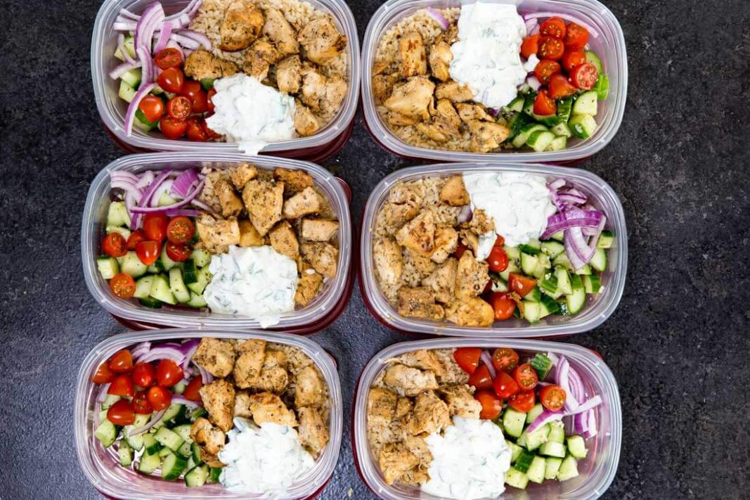 8 Healthy Dinners You Can Meal Prep on Sunday | The Everygirl - Dinner Recipes Meal Prep