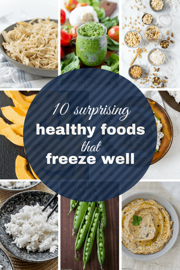 8 Healthy Foods That Freeze Well To Make Your Life Easier ..