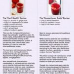 8 Healthy Juicing Recipes For Weight Loss – Juicer Recipes Weight Loss Plan