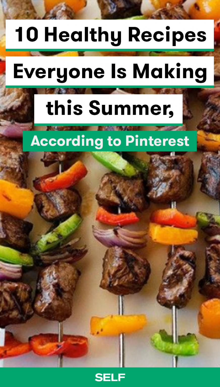 8 Healthy Recipes Everyone Is Making this Summer, According to ..