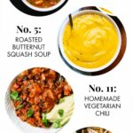 8 Healthy Vegetarian Soup Recipes – Cookie And Kate – Soup Recipes No Meat