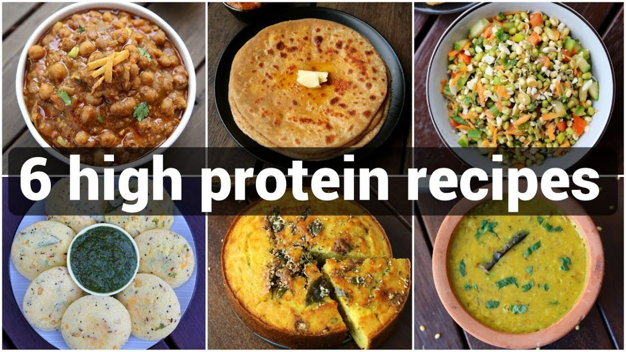 8 high protein recipes for daily diet | high protein snacks and breakfast  recipes - Breakfast Recipes High Protein