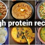 8 high protein recipes for daily diet | high protein snacks and breakfast  recipes
