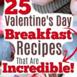 8 Incredible Valentine's Day Breakfast Recipes · Pint Sized Treasures – Simple Recipes Valentine Day