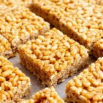 8 Ingredient Healthy Vegan Rice Crispy Treats (Gluten Free, Dairy ..