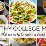 8 Insanely Healthy College Meals You Can Make In A Dorm – By ..