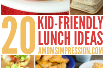 8 kid friendly lunches - a healthy recipe ideas for Back to ...