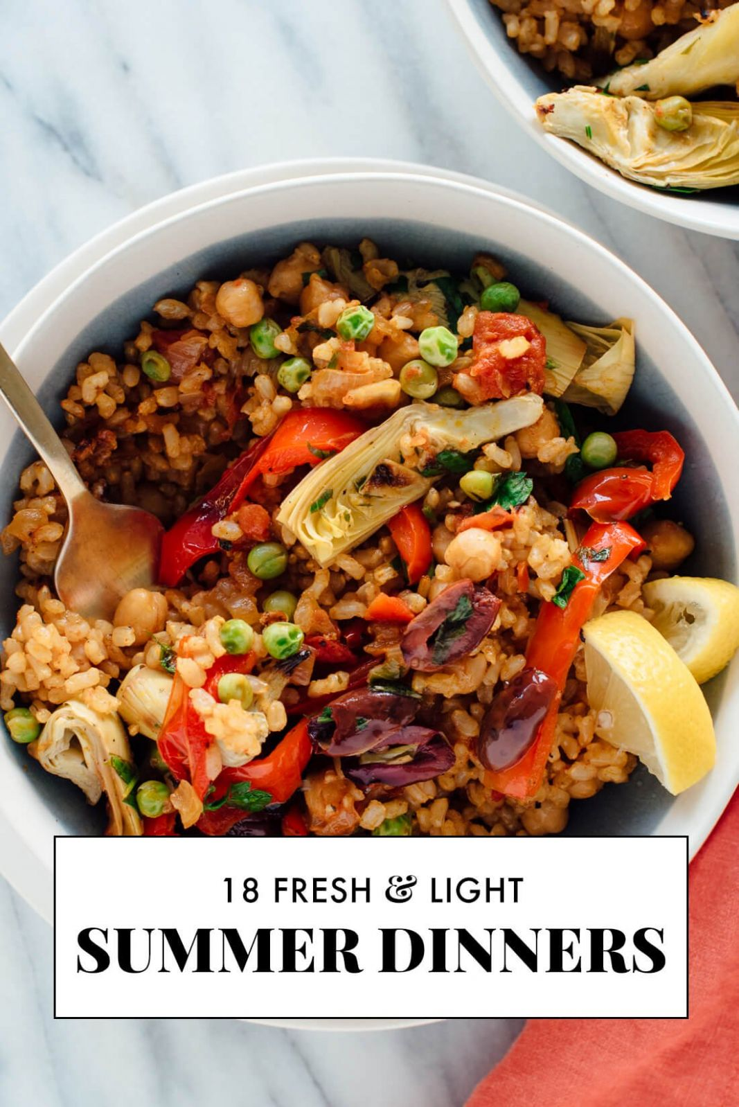 8 Light Summer Dinner Recipes - Cookie and Kate - Recipes For Quick Summer Meals