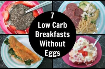 8 Low Carb Breakfast Without Eggs - Easy Keto Breakfasts With No ...