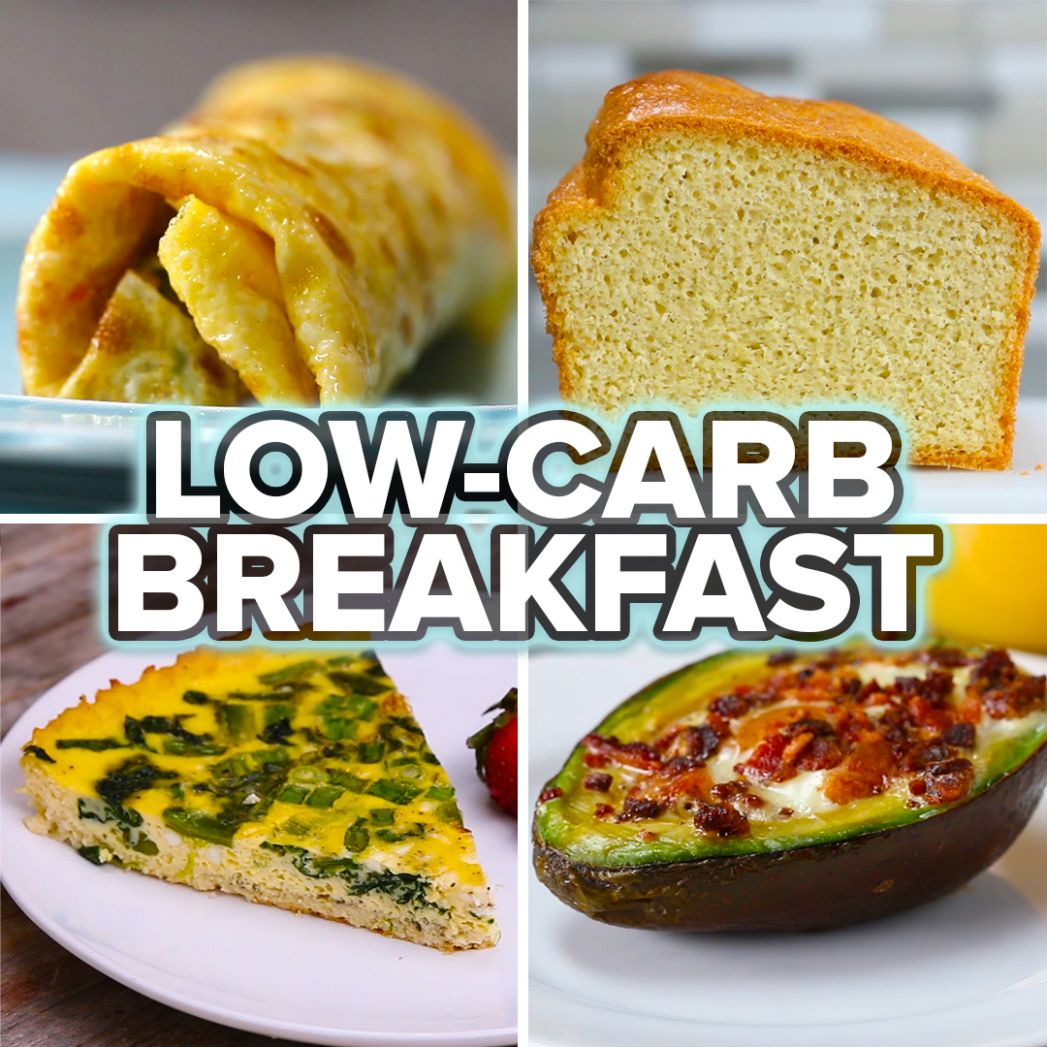 8 Low-Carb Breakfasts | Recipes - Easy Recipes Low Carb