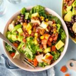 8 Meal Sized Salads Under 8 Calories | Sweet, Spicy Chicken ..