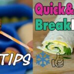 8 Quick and easy breakFAST recipes you can freeze | mamiblock kiDchen
