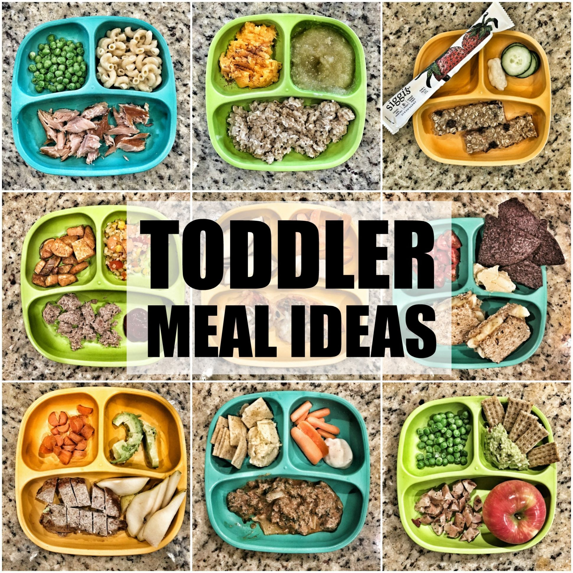 8+ Quick Toddler Meal Ideas - Simple Recipes To Make With Toddlers