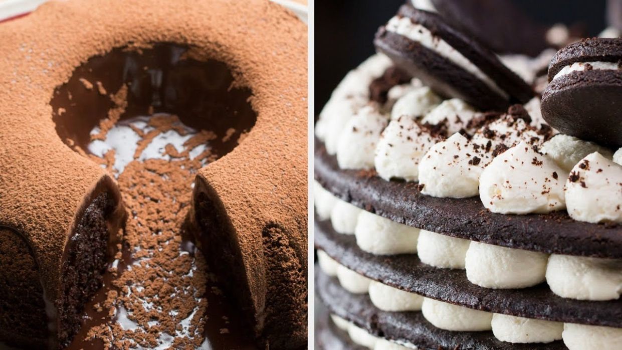 8 Unique Cake Recipes To Make This Weekend • Tasty - Cake Recipes Yummy