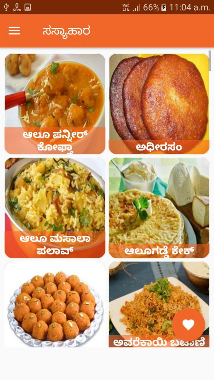 8+ Veg Recipes Kannada for Android - APK Download - Soup Recipes Kannada