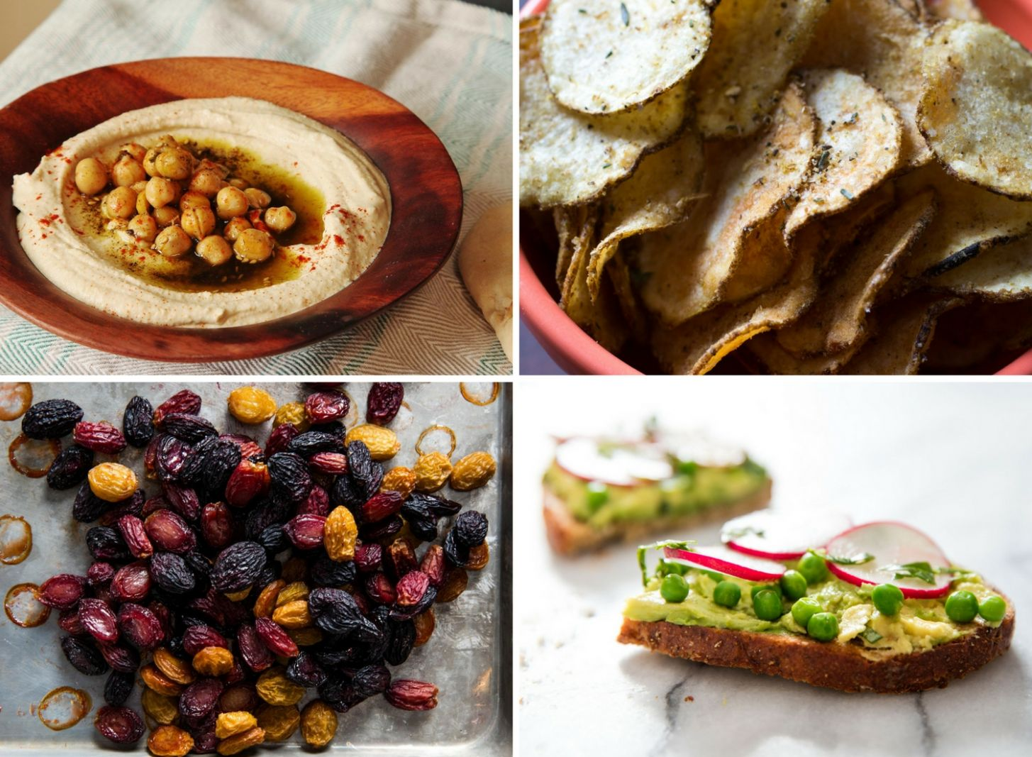8 Vegan Snack Recipes to Satisfy Every Craving | Serious Eats - Food Recipes Snacks