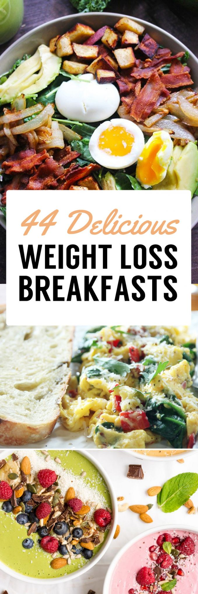 8 Weight Loss Breakfast Recipes To Jumpstart Your Fat Burning Day ..
