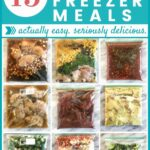 9 Actually Easy Freezer Meals (Seriously!) – HappyMoneySaver – Healthy Recipes You Can Freeze