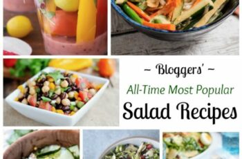 9 All-Time Best Healthy Salad Recipes - Two Healthy Kitchens