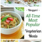 9 All Time Best Healthy Vegetarian Meals – Two Healthy Kitchens – Vegetable Recipes Diet