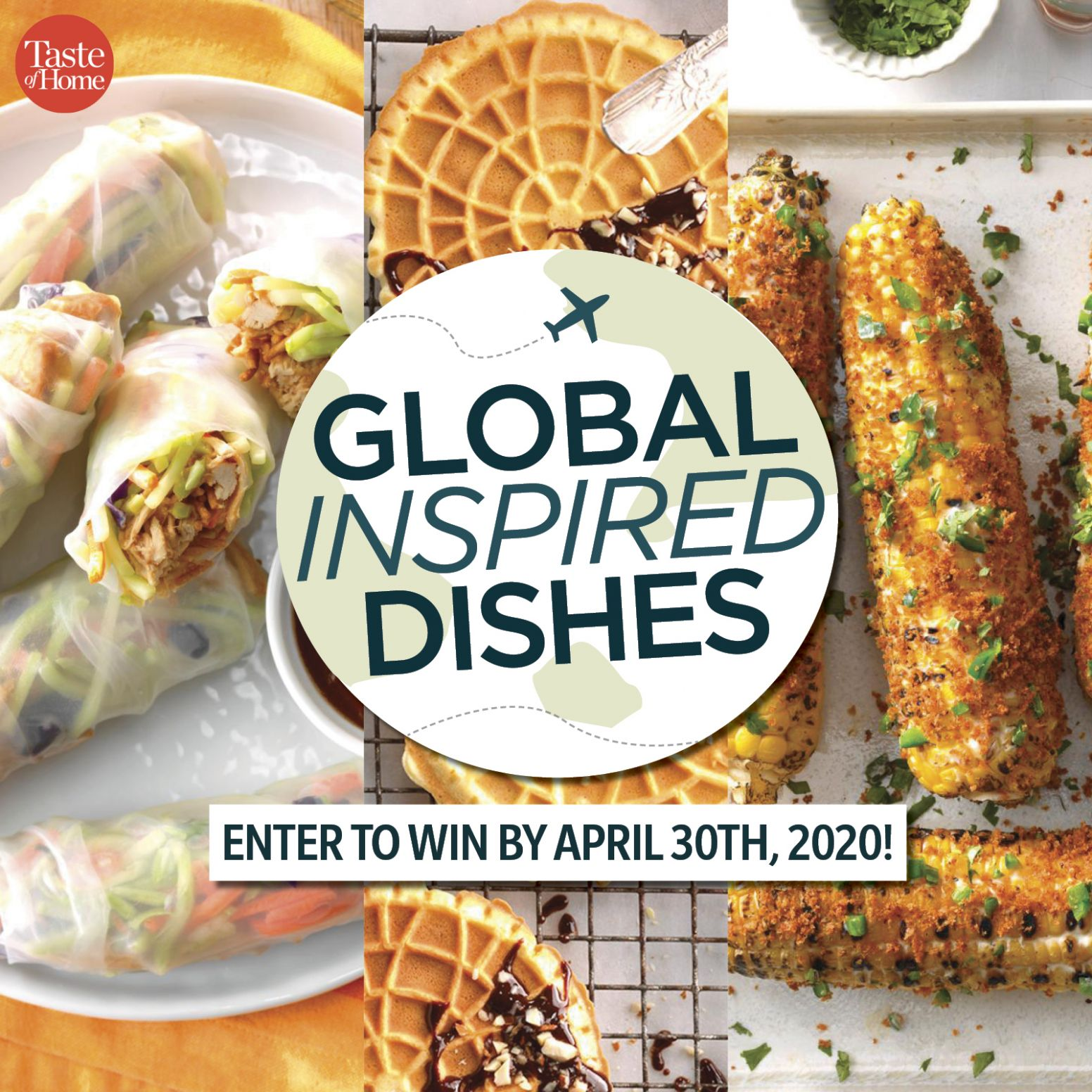 9 Authentic Recipes from Around the World | Taste of Home - Simple Recipes Around The World