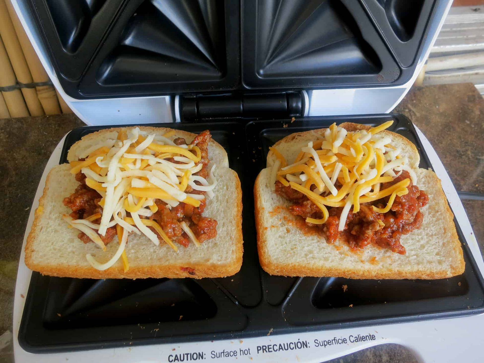 9 Awesome Recipes Made with a Sandwich Press - Recipes For Sandwich Griller