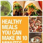 9 Days Of 9 Minute Meals For Busy, Healthy Women | Healthy Eating ..