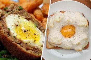 9 Easy Egg Recipes You'll Crave Everyday
