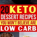 9 Easy Keto Dessert Recipes That Don't Taste Low Carb | Dessert ..