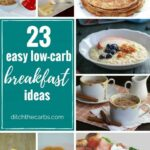9 Easy Low Carb Breakfast Ideas – Easy, Quick And Sugar Free – – Breakfast Recipes No Carbs