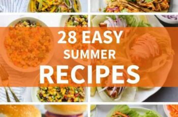9 EASY Summer Recipes - Ministry of Curry