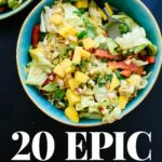 9 Epic Salad Recipes – Cookie And Kate – Salad Recipes You Can Make The Day Before